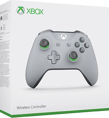 Einfach und sicher online bestellen: Xbox One Controller Gray Green in Österreich kaufen.