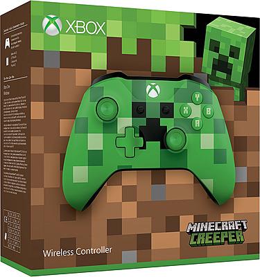 Einfach und sicher online bestellen: Xbox One Controller Minecraft Creeper Special Ed. in Österreich kaufen.