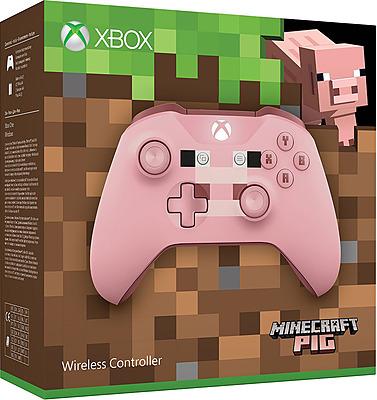 Einfach und sicher online bestellen: Xbox One Controller Minecraft Pig Special Edition in Österreich kaufen.