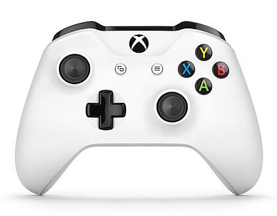 Einfach und sicher online bestellen: Xbox One Controller S white in Österreich kaufen.