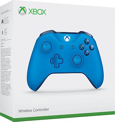 Einfach und sicher online bestellen: Xbox One Controller S blue in Österreich kaufen.