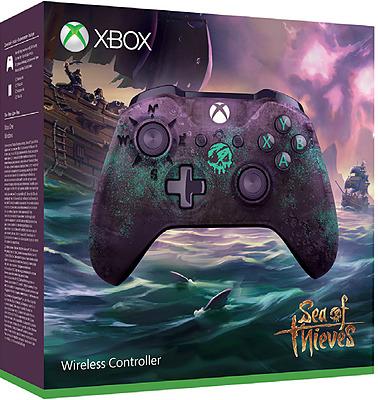 Einfach und sicher online bestellen: Xbox One Controller Sea of Thieves Limited + DLC in Österreich kaufen.