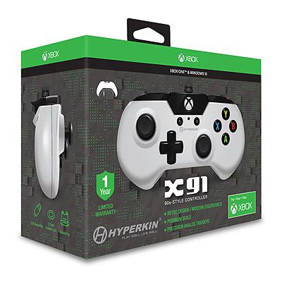 Einfach und sicher online bestellen: Xbox One Controller X91 weiss in Österreich kaufen.