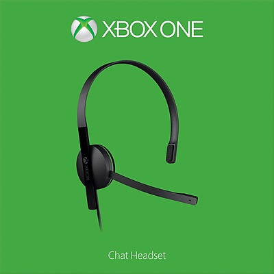 Einfach und sicher online bestellen: Xbox One Chat Headset in Österreich kaufen.
