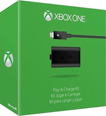 Einfach und sicher online bestellen: Xbox One Play & Charge Kit in Österreich kaufen.