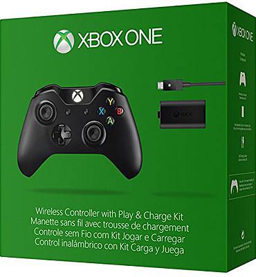 Einfach und sicher online bestellen: Xbox One Controller + Play & Charge Kit Bundle in Österreich kaufen.