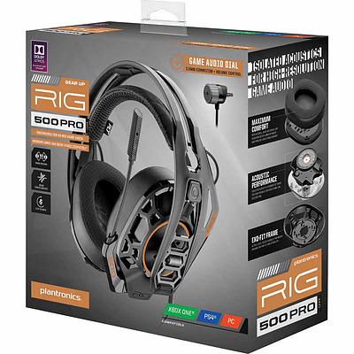 Einfach und sicher online bestellen: Plantronics Rig 500 Pro Headset in Österreich kaufen.