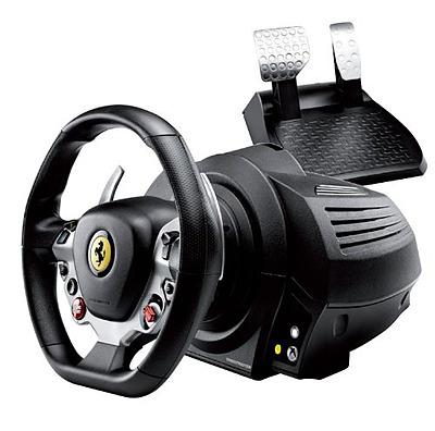 Einfach und sicher online bestellen: Thrustmaster Lenkrad TX Racing Wheel Ferrari 458 in Österreich kaufen.
