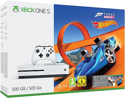 Einfach und sicher online bestellen: Xbox One S 500GB Forza Horizon 3 Bundle in Österreich kaufen.