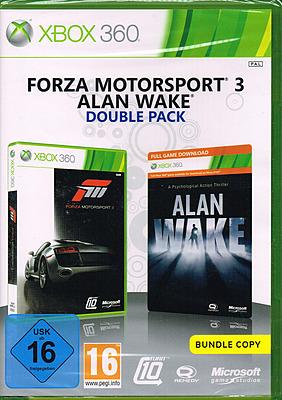 Einfach und sicher online bestellen: Alan Wake & Forza Motorsport 3 (EU-Import) in Österreich kaufen.