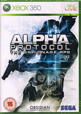Einfach und sicher online bestellen: Alpha Protocol (EU-Import) in Österreich kaufen.