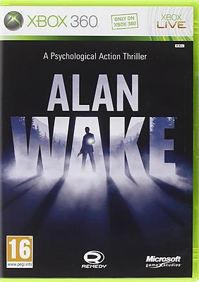 Einfach und sicher online bestellen: Alan Wake (EU-Import) in Österreich kaufen.