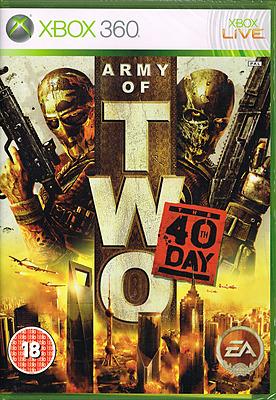 Einfach und sicher online bestellen: Army of Two: The 40th Day (Englisch) in Österreich kaufen.