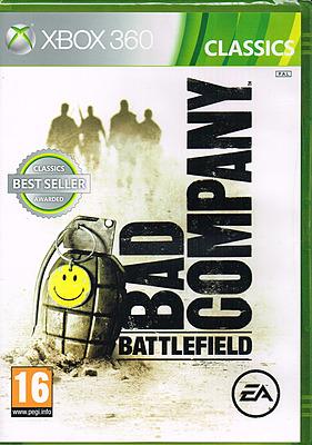Einfach und sicher online bestellen: Battlefield: Bad Company Classics (EU-Import) in Österreich kaufen.