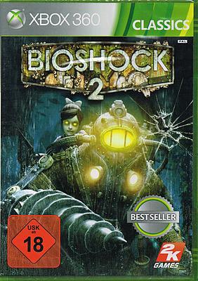 Einfach und sicher online bestellen: Bioshock 2 Classics in Österreich kaufen.