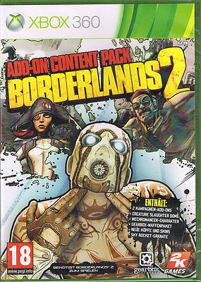 Einfach und sicher online bestellen: Borderlands 2 DLC Pack (AT-PEGI) in Österreich kaufen.