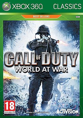 Einfach und sicher online bestellen: Call of Duty 5: World at War Classics (Englisch) in Österreich kaufen.