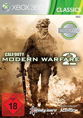 Einfach und sicher online bestellen: Call of Duty: Modern Warfare 2 Classics in Österreich kaufen.