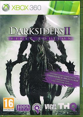 Einfach und sicher online bestellen: Darksiders 2 First Edition (AT-PEGI) in Österreich kaufen.