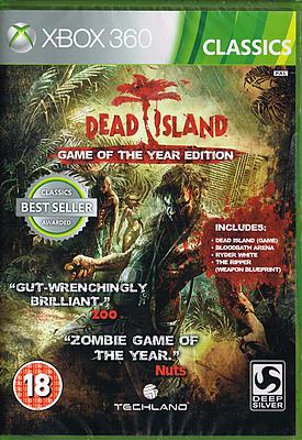 Einfach und sicher online bestellen: Dead Island Game of the Year Classic (EU-Import) in Österreich kaufen.