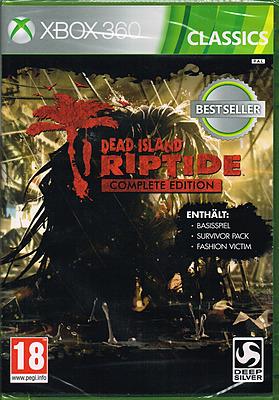 Einfach und sicher online bestellen: Dead Island: Riptide Complete Edition (AT-PEGI) in Österreich kaufen.