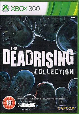 Einfach und sicher online bestellen: The Dead Rising Collection (Englisch) in Österreich kaufen.
