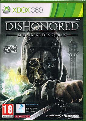 Einfach und sicher online bestellen: Dishonored: Die Maske des Zorns in Österreich kaufen.