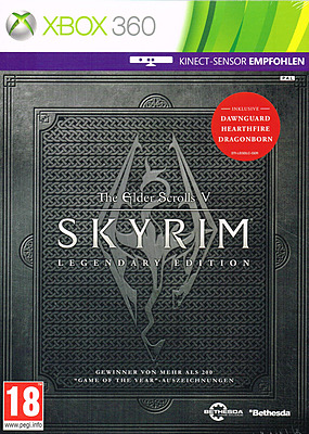 Einfach und sicher online bestellen: The Elder Scrolls V: Skyrim Legendary Edition (AT) in Österreich kaufen.