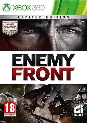 Einfach und sicher online bestellen: Enemy Front (EU-Import) in Österreich kaufen.