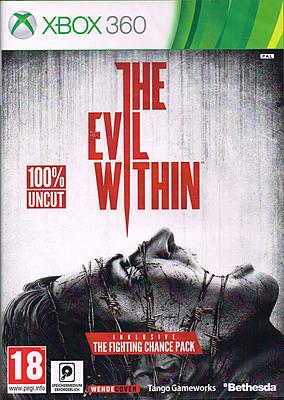 Einfach und sicher online bestellen: The Evil Within (AT-PEGI) in Österreich kaufen.