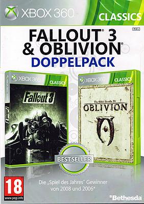 Einfach und sicher online bestellen: Fallout 3 & The Elder Scrolls 4: Oblivion (AT-PEG) in Österreich kaufen.