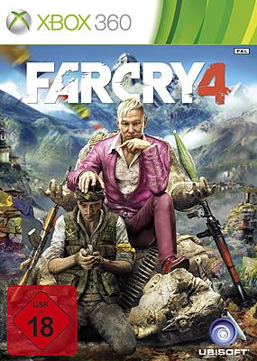 Einfach und sicher online bestellen: Far Cry 4 Classics in Österreich kaufen.