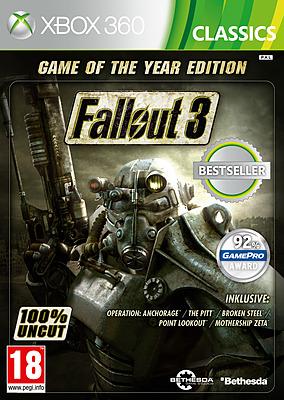 Einfach und sicher online bestellen: Fallout 3 Game of the Year Edition Classics (AT) in Österreich kaufen.