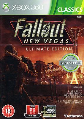 Einfach und sicher online bestellen: Fallout: New Vegas Ultimate Edition Classics in Österreich kaufen.