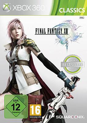 Einfach und sicher online bestellen: Final Fantasy XIII Classics in Österreich kaufen.