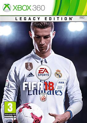 Einfach und sicher online bestellen: FIFA 18 Legacy Edition + DLC in Österreich kaufen.