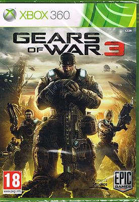 Einfach und sicher online bestellen: Gears of War 3 (EU-Import) in Österreich kaufen.