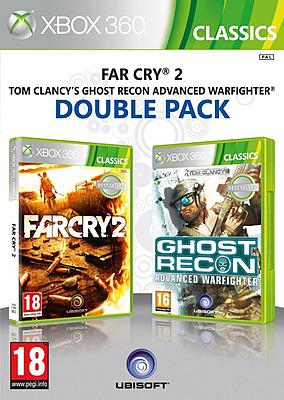 Einfach und sicher online bestellen: Ghost Recon Advanced Warfighter + Far Cry 2 in Österreich kaufen.