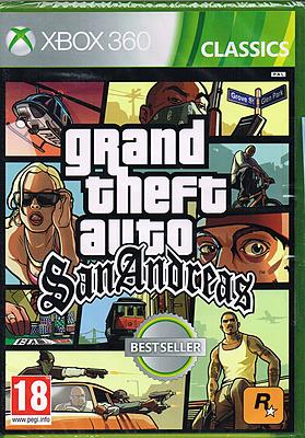 Einfach und sicher online bestellen: Grand Theft Auto: San Andreas Classics (AT-PEGI) in Österreich kaufen.