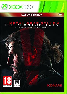 Einfach und sicher online bestellen: Metal Gear Solid 5: The Phantom Pain (EU-Import) in Österreich kaufen.