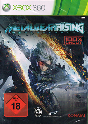 Einfach und sicher online bestellen: Metal Gear Rising Revengeance in Österreich kaufen.