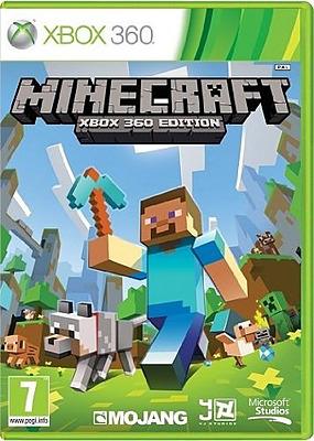 Einfach und sicher online bestellen: Minecraft Xbox 360 Edition in Österreich kaufen.