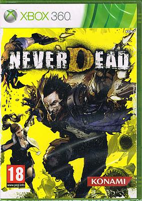 Einfach und sicher online bestellen: NeverDead (AT-PEGI) in Österreich kaufen.