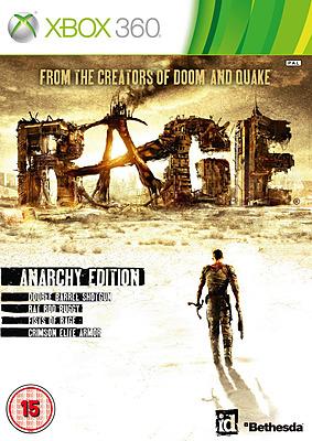 Einfach und sicher online bestellen: Rage Anarchy Edition (EU-Import) in Österreich kaufen.