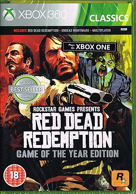 Einfach und sicher online bestellen: Red Dead Redemption Game of the Year (EU-Import) in Österreich kaufen.