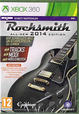 Einfach und sicher online bestellen: Rocksmith 2014 Edition (AT-PEGI) in Österreich kaufen.