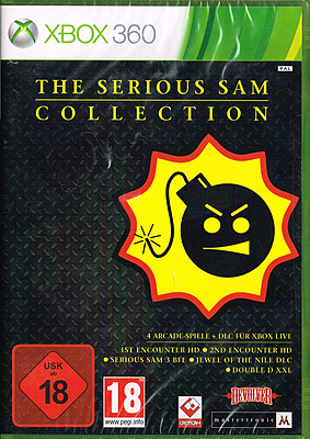 Einfach und sicher online bestellen: The Serious Sam Collection in Österreich kaufen.