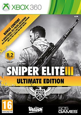 Einfach und sicher online bestellen: Sniper Elite 3 Ultimate Edition + 9 DLCs (Engl.) in Österreich kaufen.