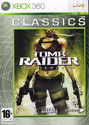 Einfach und sicher online bestellen: Tomb Raider: Underworld Classics (EU-Import) in Österreich kaufen.