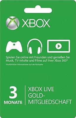 Einfach und sicher online bestellen: 3-monatige Xbox Live Mitgliedschaft in Österreich kaufen.